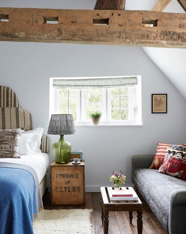 Artist Residence Bedroom