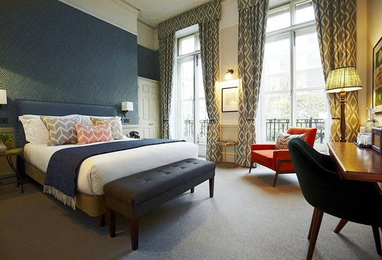 Lime Tree Hotel Room