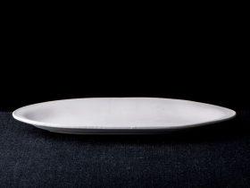 Irregular Oval Platter