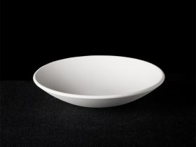 Shallow Tapered Bowl