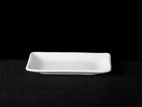Sloping Sides Rectangle Plate