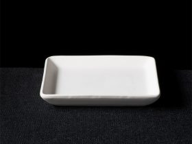 Flat Lip Edged Plate