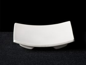 Square Curved Plate