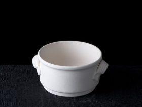 Lug Handle Soup Bowl
