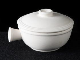 Knob Handle Bowl With Lid