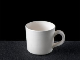 Cup- Straight Sided Mug Small