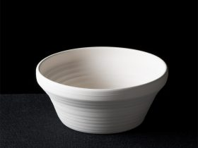 Tapered Serving Bowl Small