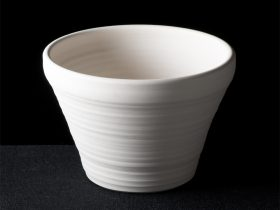 Tapered Serving Bowl Large