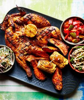 The making of the new Nandos Fino Platter