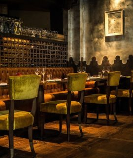 Coya Restaurant Mayfair – Nominated for London restaurant of the Year 2016