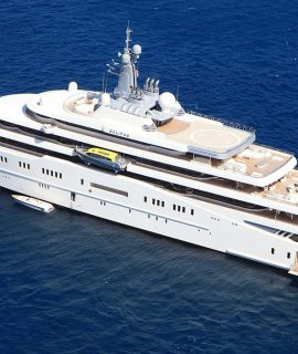 Eclipse – Crockery to luxury super yacht