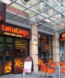 Tamatanga – newly launched Indian restaurants in Birmingham and Nottingham