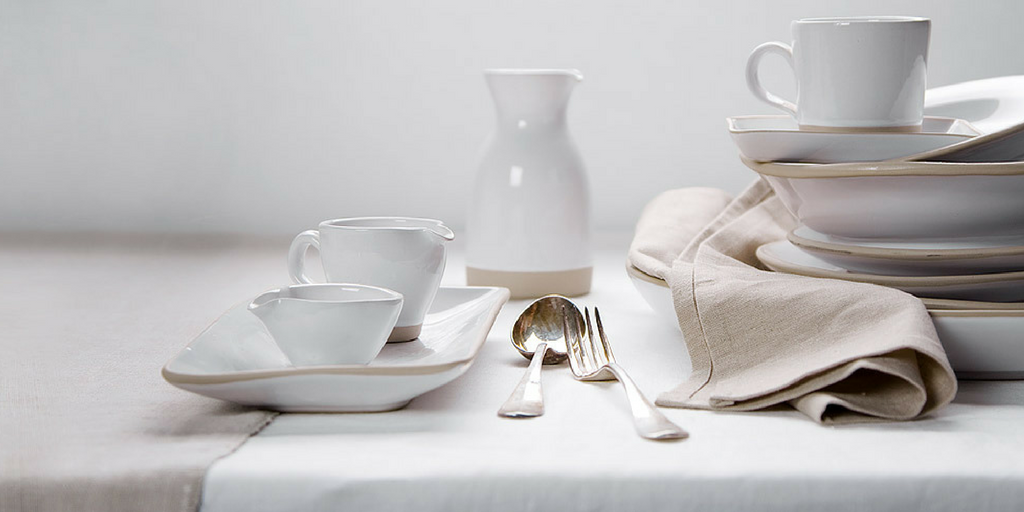 ceramic dinner ware