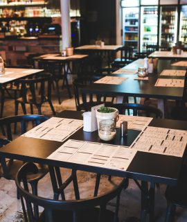 Tableware solutions for small, independent restaurants