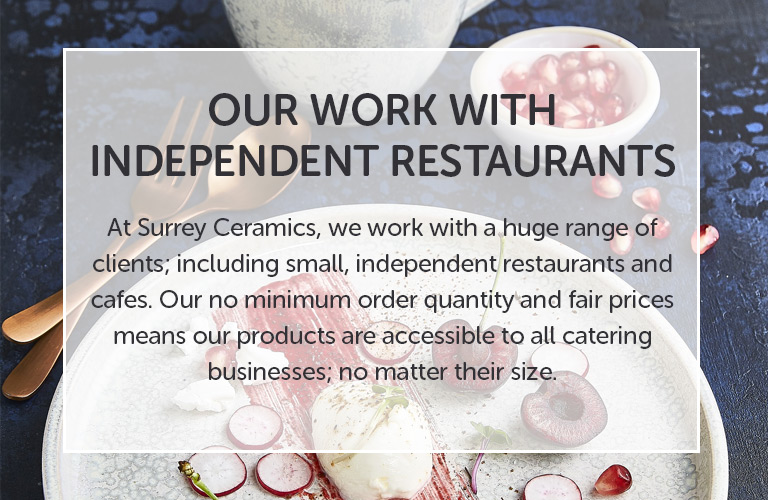 Surrey Ceramics Price List