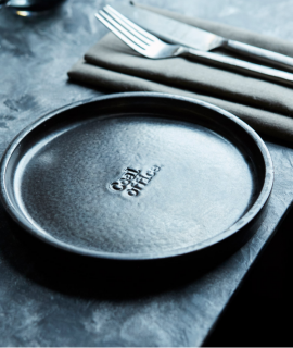 Working with Coal Office: Unique, branded tableware solutions