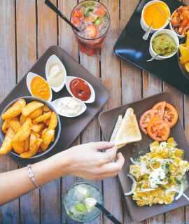 Top food and restaurant trends for 2019