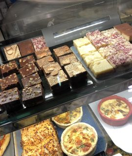 Working with Caffè Nero: Bespoke Food Tiles