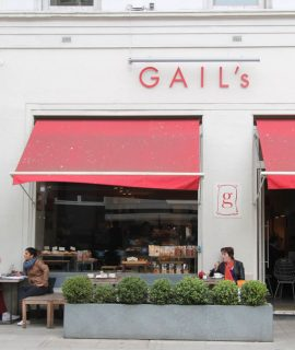 GAIL's Bakery – new beverage ware